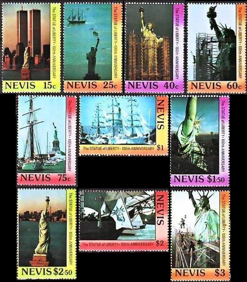 statue of liberty stamp. Statue of Liberty Stamps